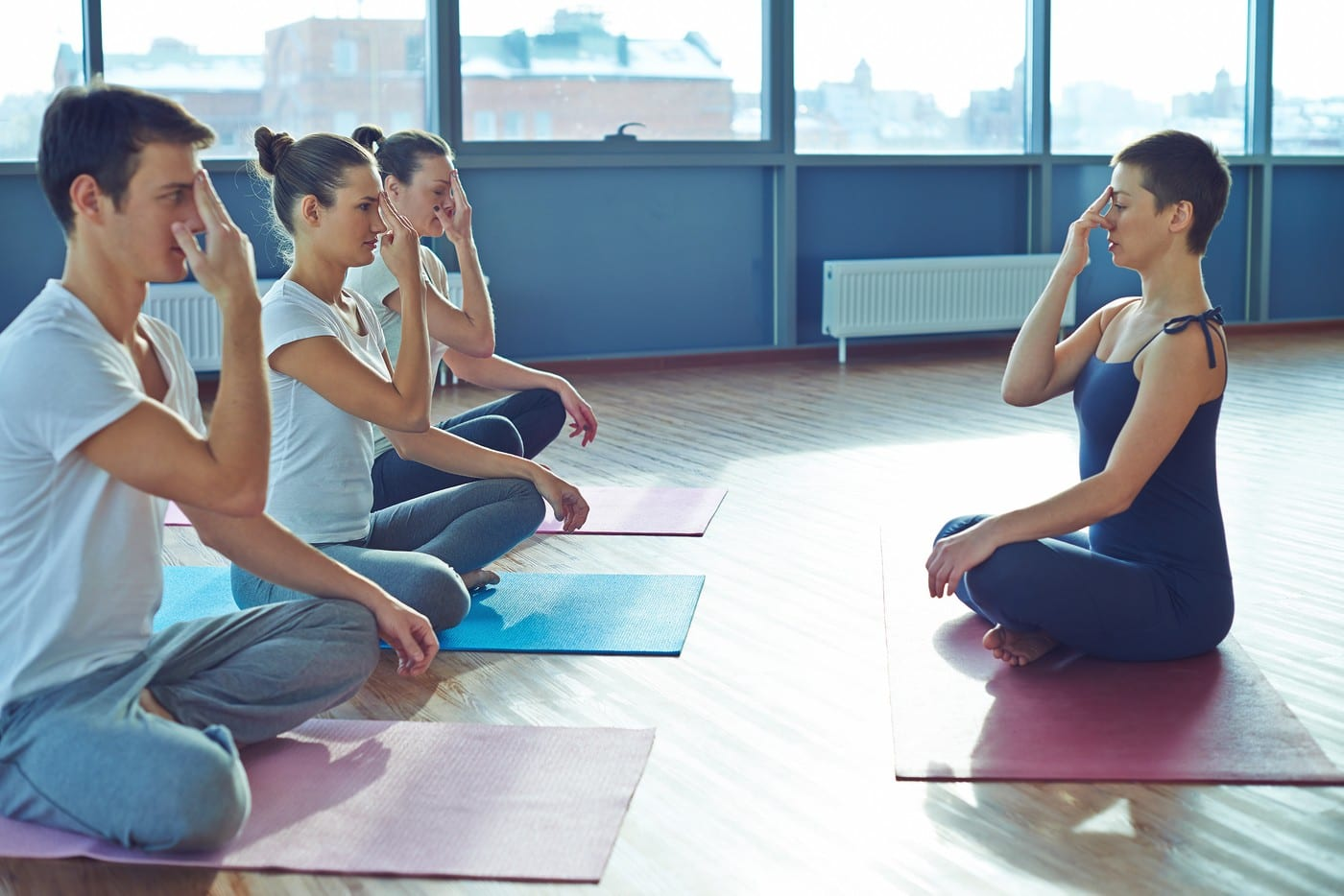 what is pranayama yoga